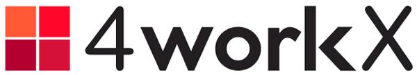 4workX Firmengruppe  Retina Logo